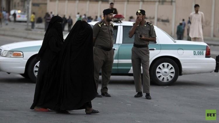 رجال أمن في السعودية