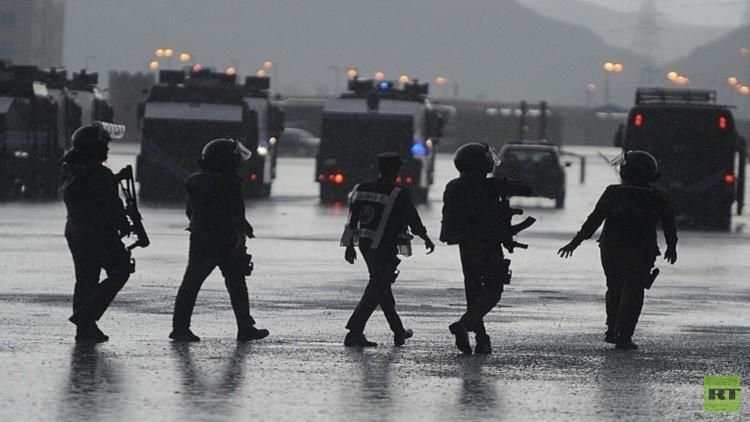 رجال أمن - السعودية