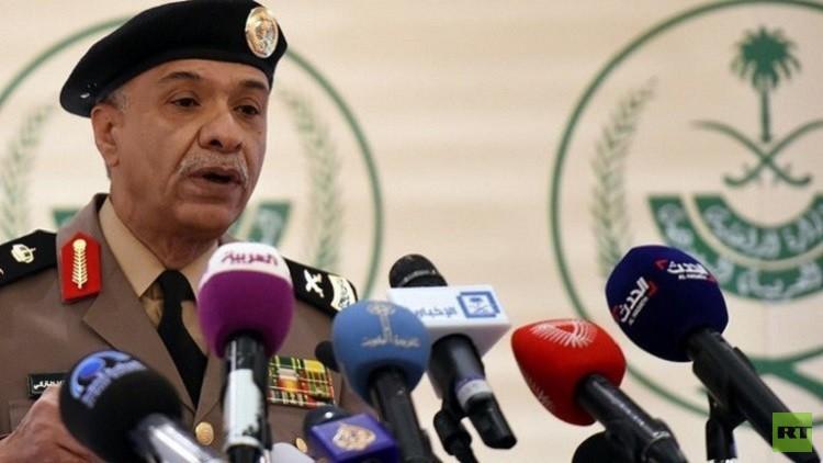 مسؤول في الداخلية السعودية