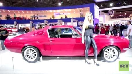 نماذج سريعة ومتوحشة تقدم في معرض سان باولو للسيارات
