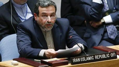 كبير المفاوضين النوويين الإيرانيين عباس عراقجي
