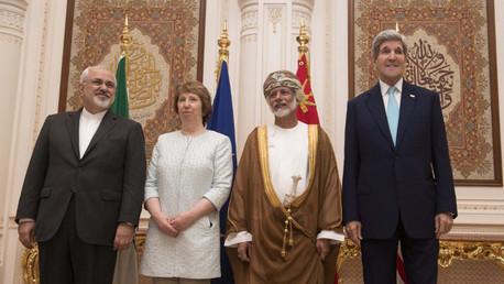 استئناف المفاوضات الأمريكية الإيرانية في مسقط