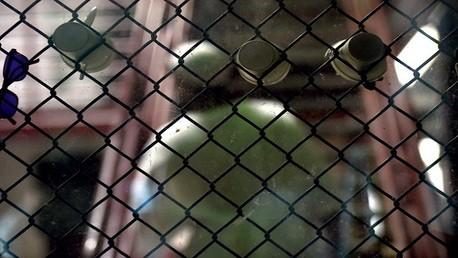 صورة أرشيفية للمعتقل السعودي محمد الزهراني