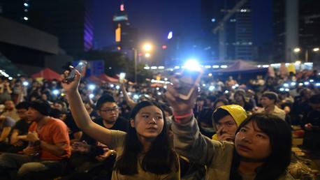الاحتجاجات في هونغ كونغ