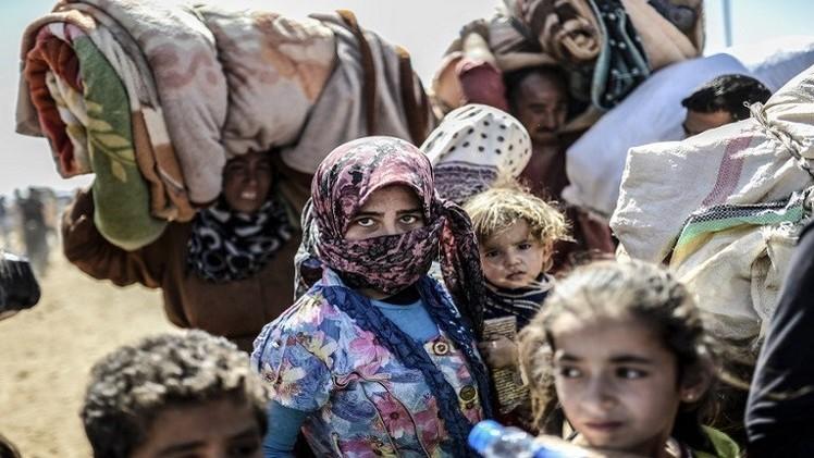 تحذير أممي: شتاء قاس يواجه أكثر من مليوني نازح عراقي في كردستان