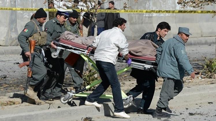 مقتل 9 أفغان في هجوم على جنازة