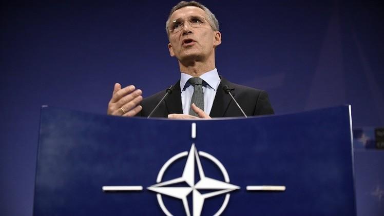 الناتو: لا إمكانيات لدينا لتزويد أوكرانيا بالأسلحة
