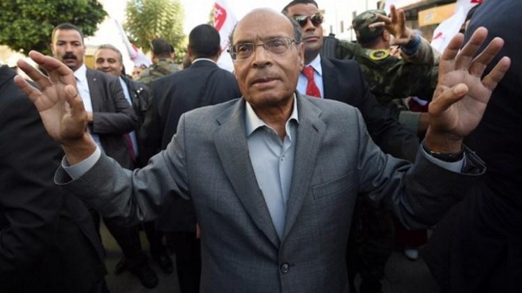 القضاء التونسي يرفض طعن المرزوقي في الانتخابات الرئاسية