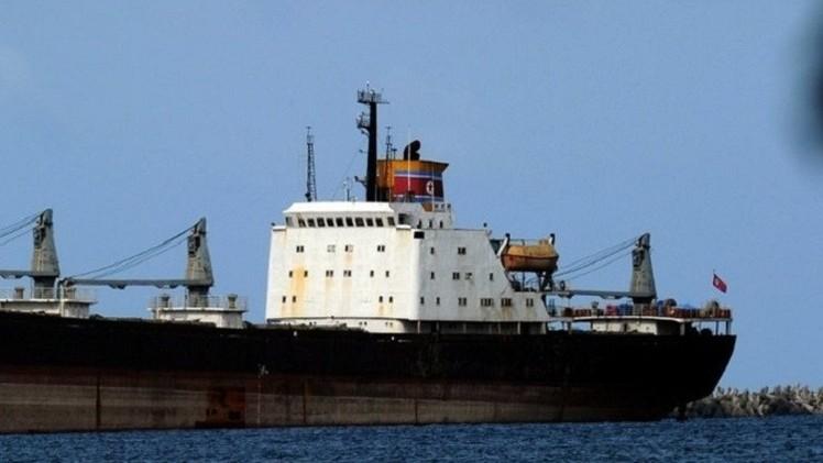 50 مفقودا بعد غرق سفينة صيد كورية أقصى شرق روسيا