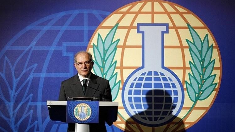 انطلاق المؤتمر السنوي لمنظمة حظر الأسلحة الكيميائية