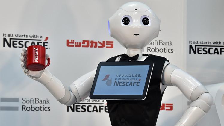 بالصور .. الروبوت المرح
