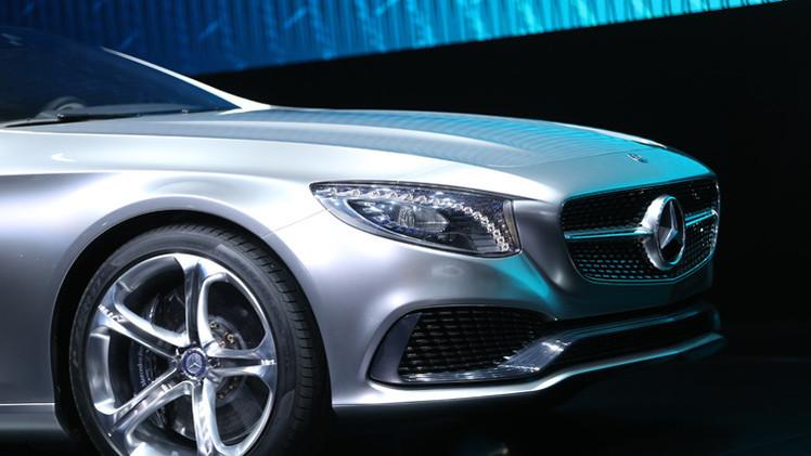 مرسيدس من فئة S أنسب سيارة للنساء لهذا العام