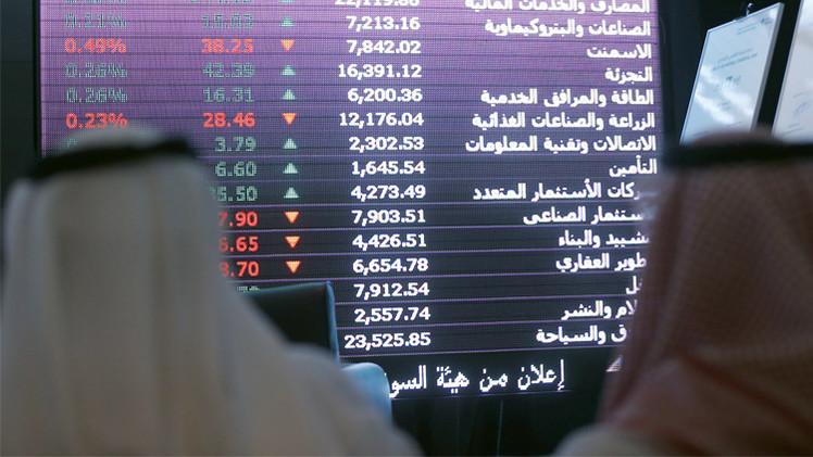 المؤشر السعودي يصعد خلافا للمؤشر القطري