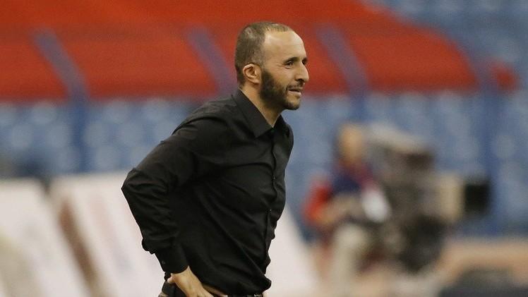 مدرب قطر بلماضي: نملك فرصا للتتويج بكأس الأمم الآسيوية