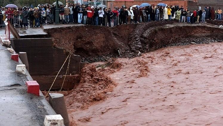 ارتفاع حصيلة ضحايا الفيضانات في المغرب إلى 47 قتيلا