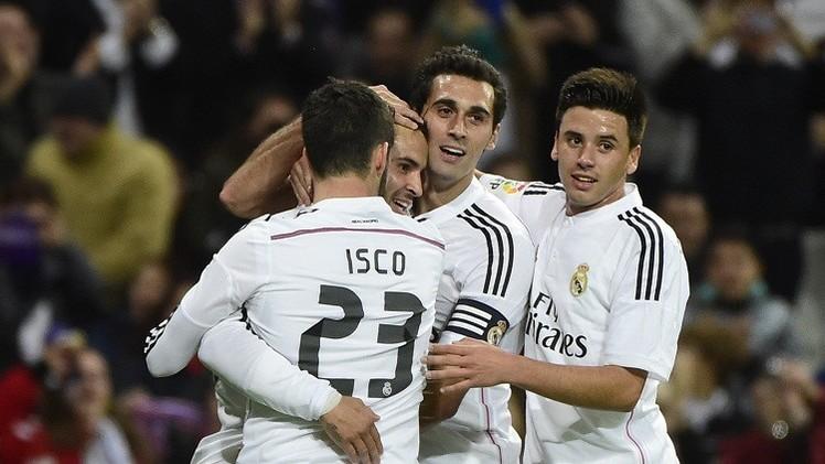 ريال مدريد يتأهل لدور الـ16 لكأس الملك بانتظار أتلتيكو