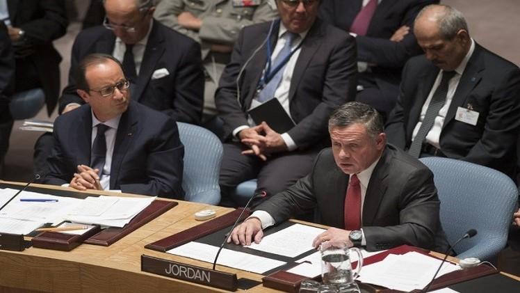 الأردن يتوقع مشاورات أممية وشيكة حول مشروع لإنهاء الصراع الفلسطيني الإسرائيلي