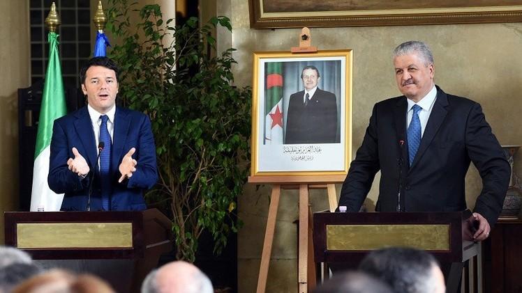 إيطاليا تطمح للمساهمة في مشروع دولي لإحلال السلام بليبيا