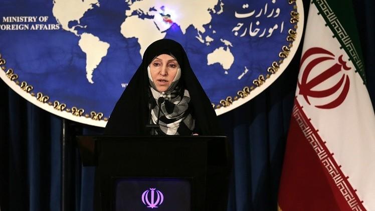 نائب وزير الخارجية الإيراني يؤكد شن بلاده غارات ضد