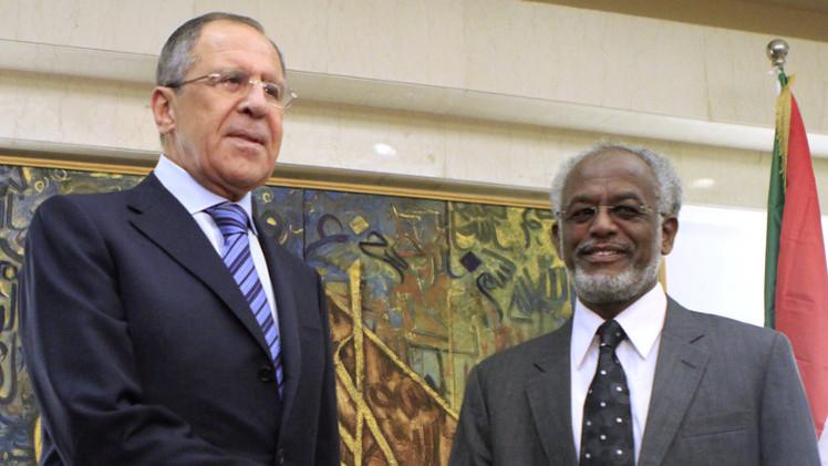 لافروف: ندعم الدور القيادي للدول الإفريقية في حل المشاكل الإقليمية
