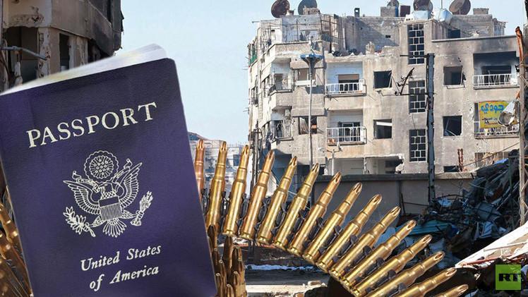 الولايات المتحدة.. شابة تسرق جواز سفر صديقتها للالتحاق بتنظيم