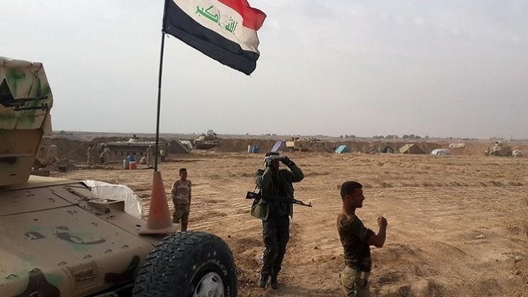 القوات العراقية تستعد لشن عملية ضد داعش في صلاح الدين