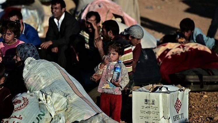 برنامج الأغذية العالمي يطلق حملة تبرع للاجئين السوريين