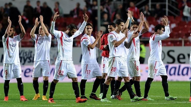 إشبيلية يلتحق بركب المتأهلين إلى ثمن نهائي كأس إسبانيا