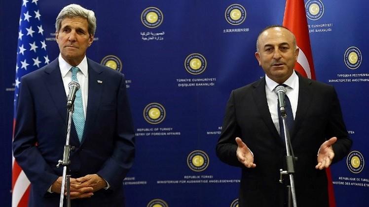 الخارجية التركية: تقلص الخلاف بين أنقرة وواشنطن حول منطقة الحظر الجوي
