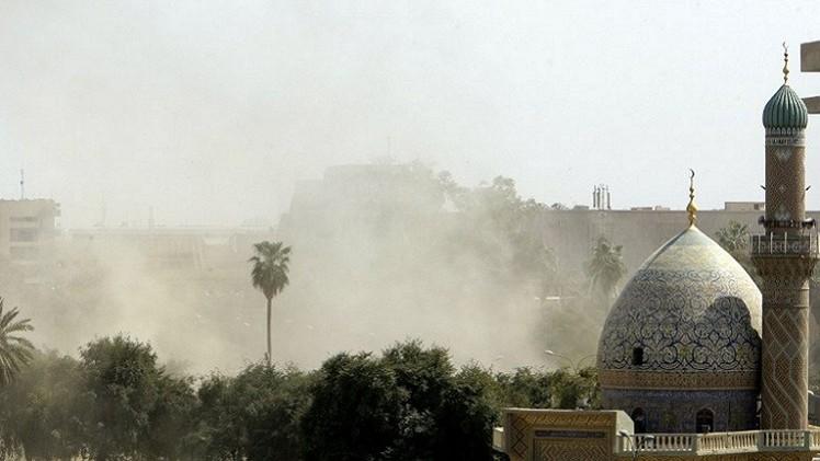نحو 120 قتيلا وجريحا بتفجيرات في بغداد وكركوك