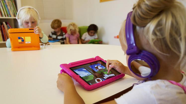 غوغل توجه اهتمامها إلى الأطفال دون سن الـ12 عاما
