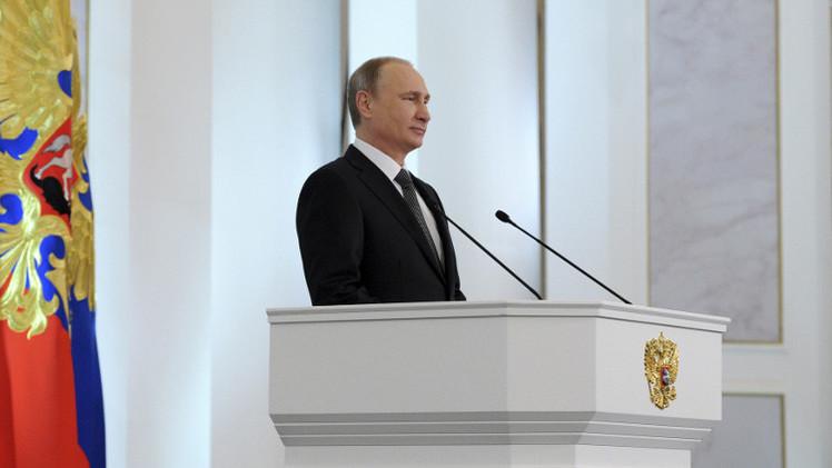 النقاط الـ 10 الأهم في رسالة بوتين إلى الجمعية الاتحادية