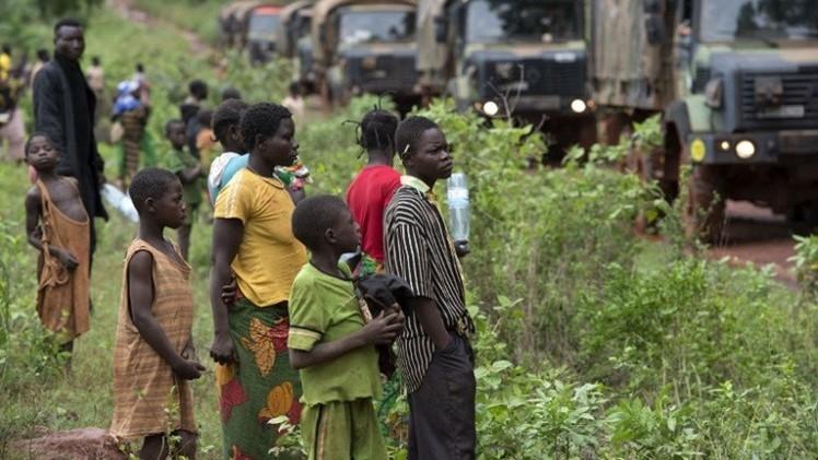 فرنسا تنوي سحب قواتها من جمهورية إفريقيا الوسطى