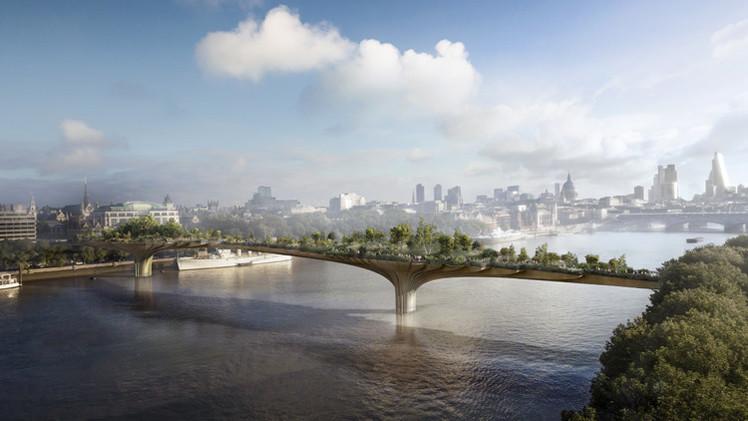 بالصور.. لندن تستعد لبناء
