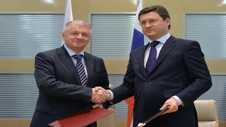روسيا وسلوفاكيا تتوصلان إلى اتفاق توريد نفط مدته 15 عاما