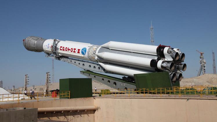 المركز الفضائي الروسي يخطط لإطلاق صواريخ من قاعدة بايكونور