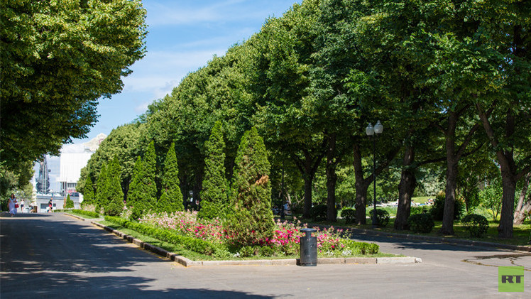 متنزه غوركي والساحة الحمراء بموسكو ضمن 10 مواقع عالمية