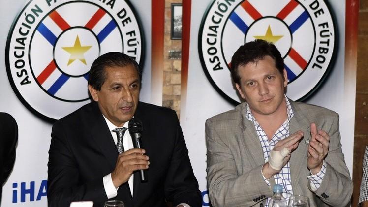 الأرجنتيني دياز مدربا لمنتخب الباراغواي