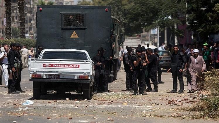 مظاهرت في مصر منددة بحكم براءة حسني مبارك