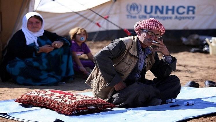 أطباء بلا حدود:  منظمات الإغاثة تتجاهل نحو 50 ألف أسرة مهجرة في كركوك
