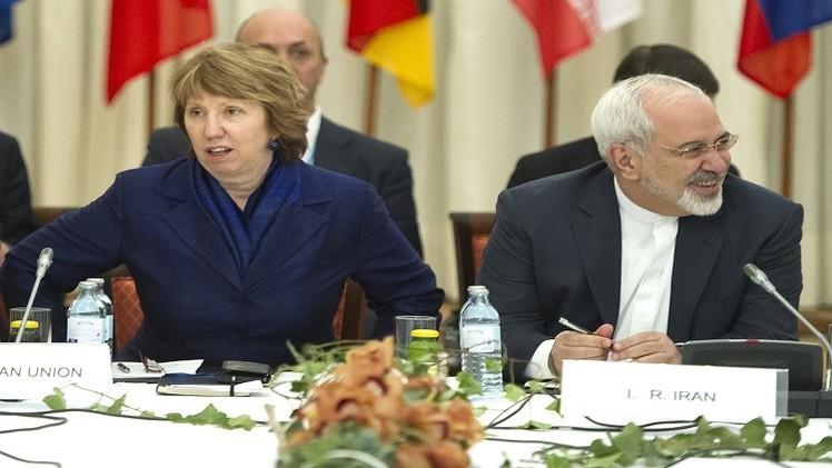 آشتون تبقى مستشارة للاتحاد الأوروبي في المحادثات النووية الإيرانية