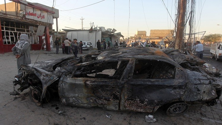 بغداد.. قتلى وجرحى بتفجيرات