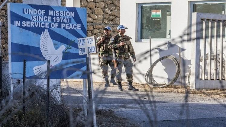 الأمم المتحدة: لقاءات بين المعارضة السورية ومسؤولين إسرائيليين