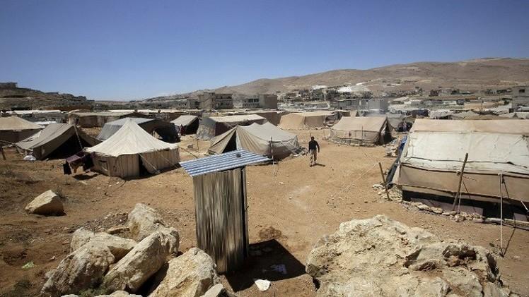 لبنان .. جريحان في إطلاق نار على خيام لاجئين سوريين