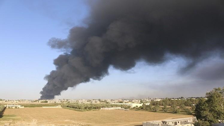 25 حالة اختناق بمركز بنغازي الطبي