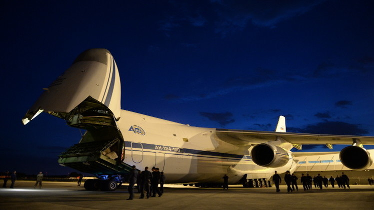 نيجيريا تفرج عن طائرة روسية زعمت أنها تقل معدات عسكرية فرنسية