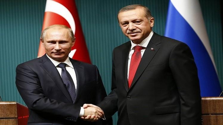 صفقة الغاز الروسية التركية تحد للإمبراطورية الأنغلوأمريكية