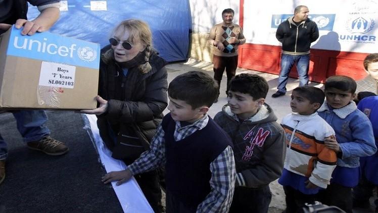 الأمم المتحدة تعلن 2014 عاما مدمرا لملايين الأطفال