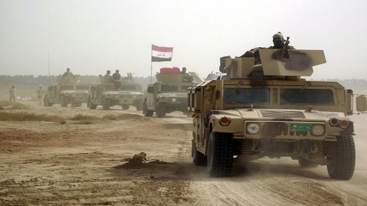 معصوم: التحالف الدولي ساعد بغداد على تطهير عدة مناطق من الإرهابيين