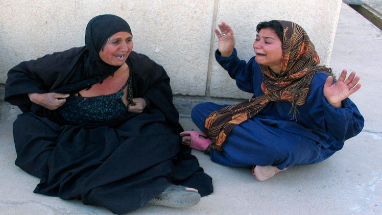 مطلوب بتهم إرهاب يقتل أمه و6 من أطفاله قرب بغداد